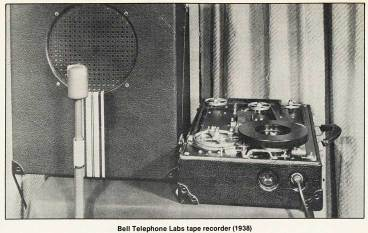Vinad1938belllabrecorder