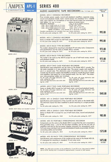 Vinad53ampex400prices